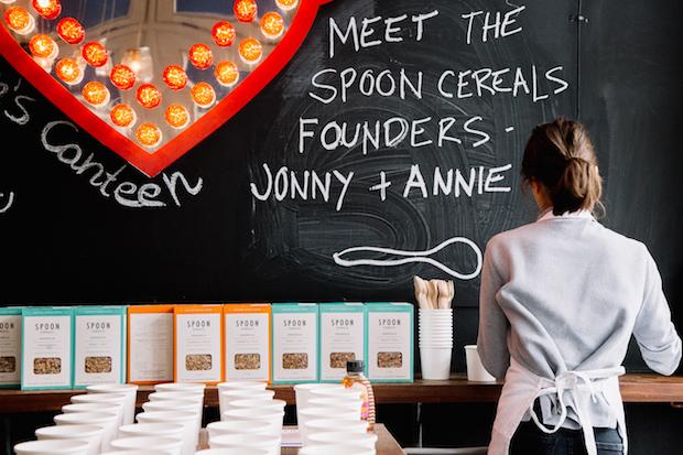 Spoon Cereals