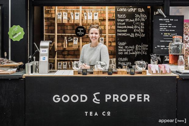 Good and Proper Tea