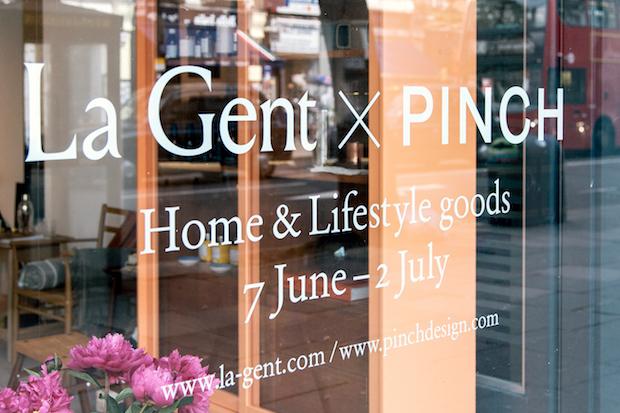 La Gent Pop-Up