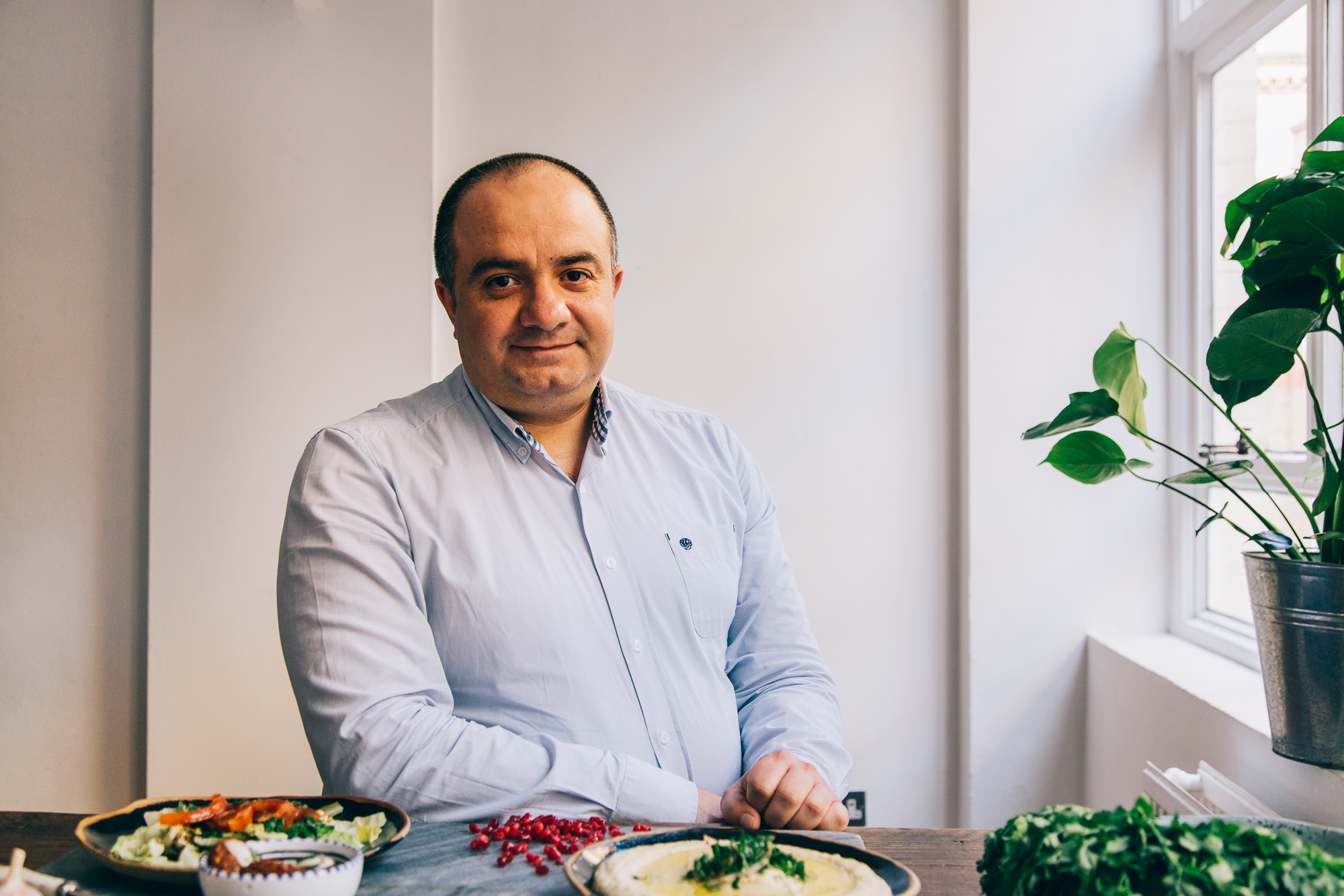 Imad's Syrian Kitchen