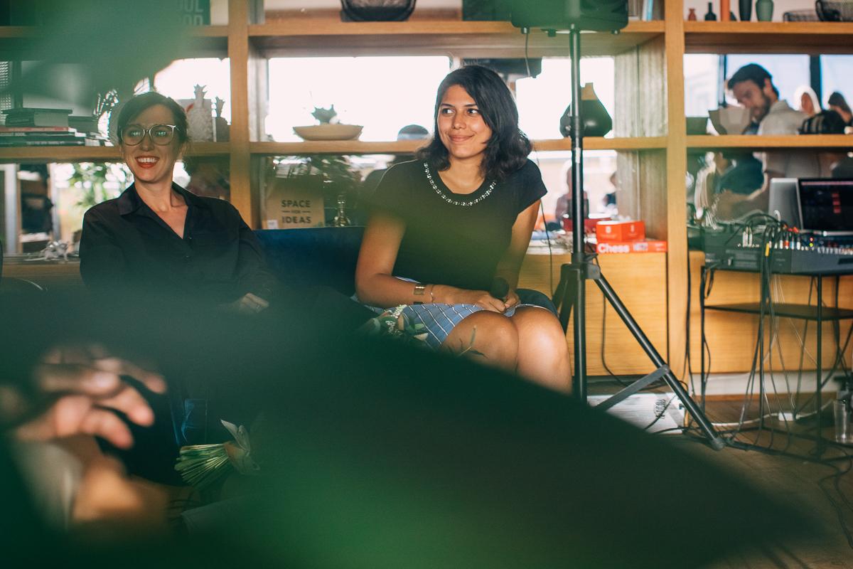 Coralie Marabelle et Maiana Bertola, fondatrices de Coralie Marabelle et d'Edie et Watson