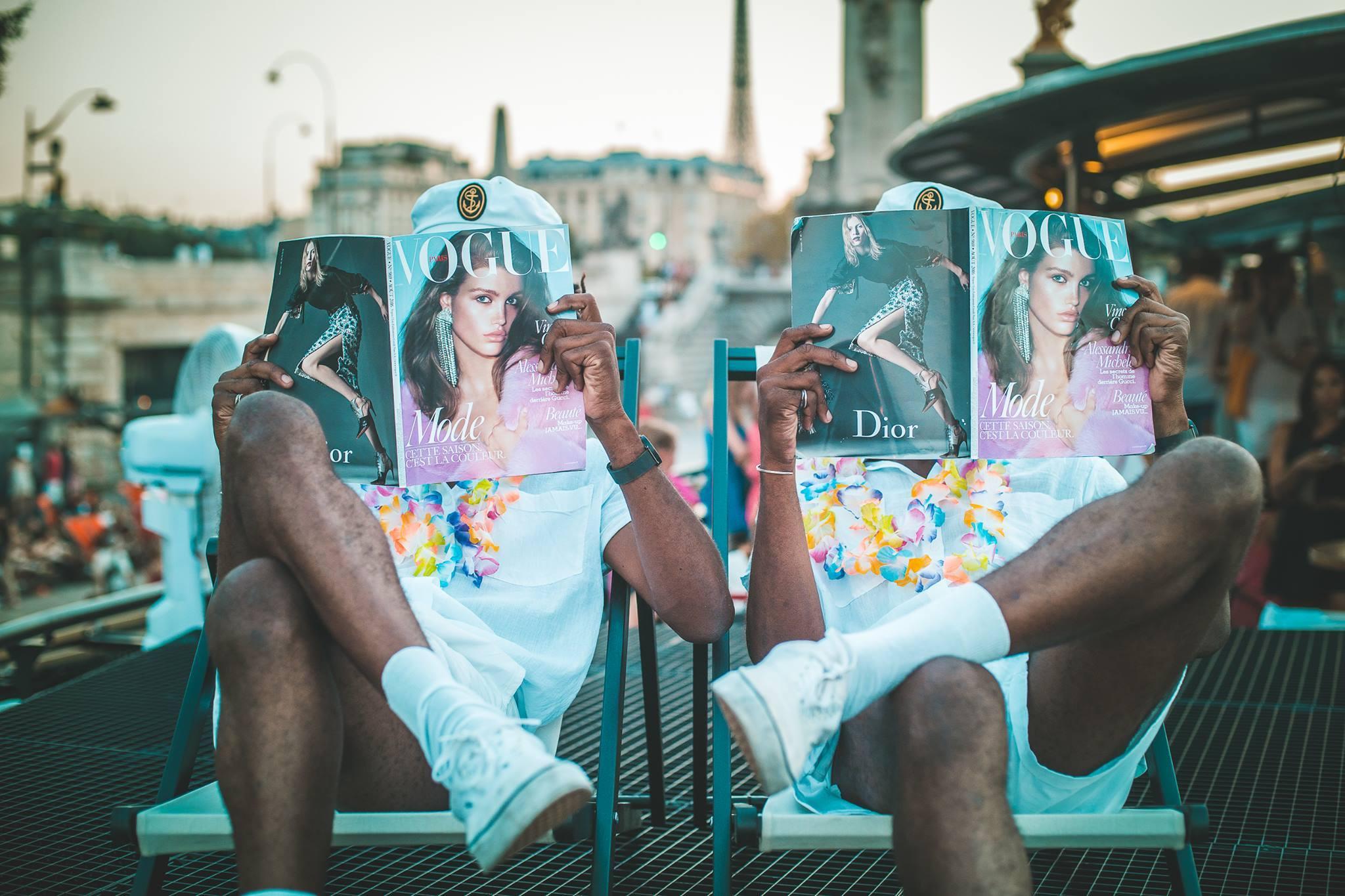 Doppelganger Paris