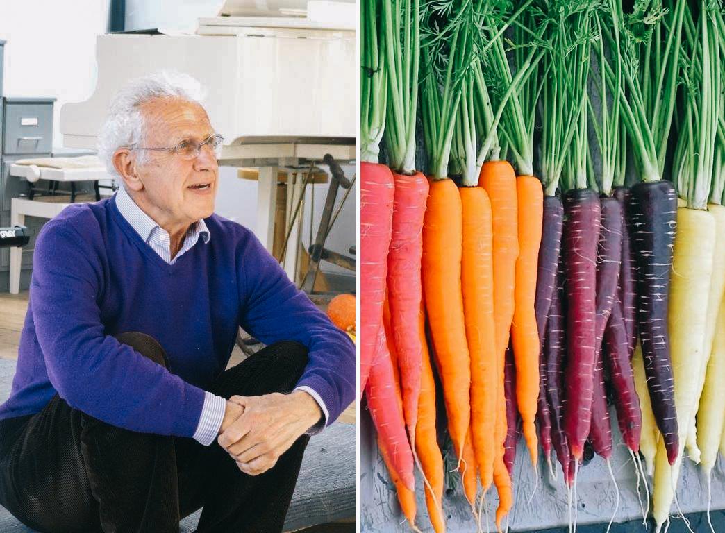Henri Bureau des Incroyables Comestibles
