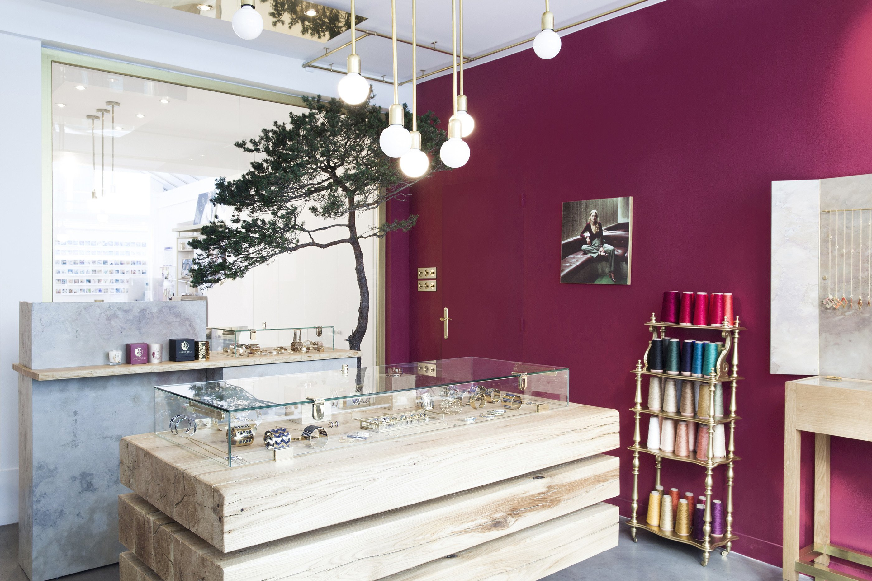 Boutique Camille Enrico