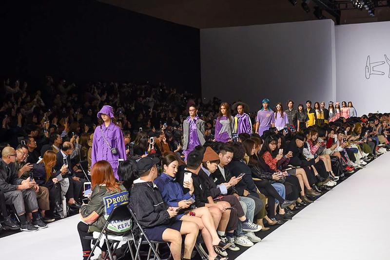Fashion Week de Séoul