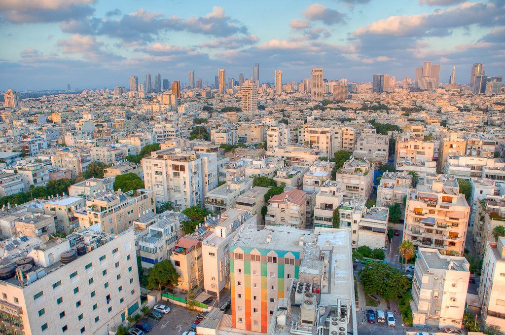 Photo de Tel Aviv
