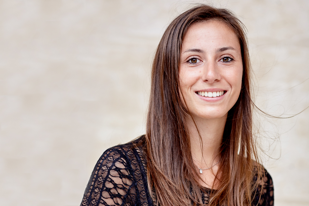 Lucie Basch, co-fondatrice de l'application anti-gaspillage alimentaire Too Good To Go