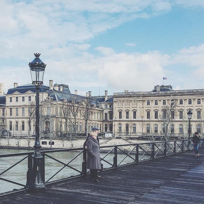 Paris, traversée par la Seine