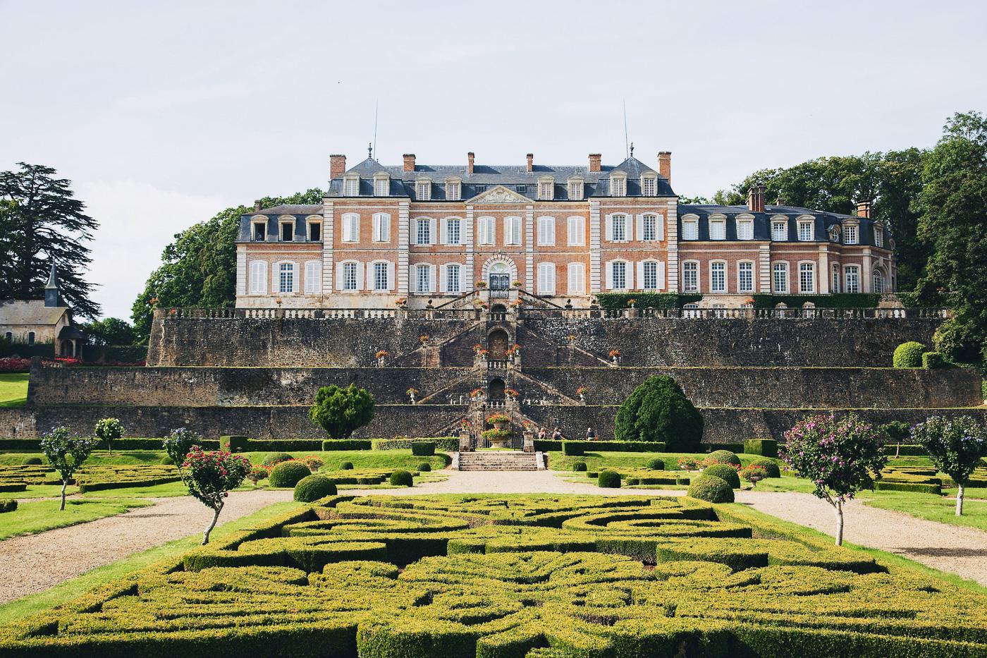 Le château de Sassy