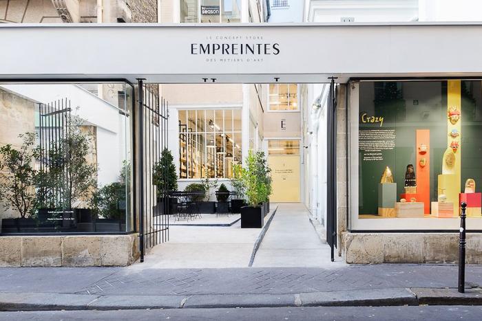 Concept-store Empreintes à Paris