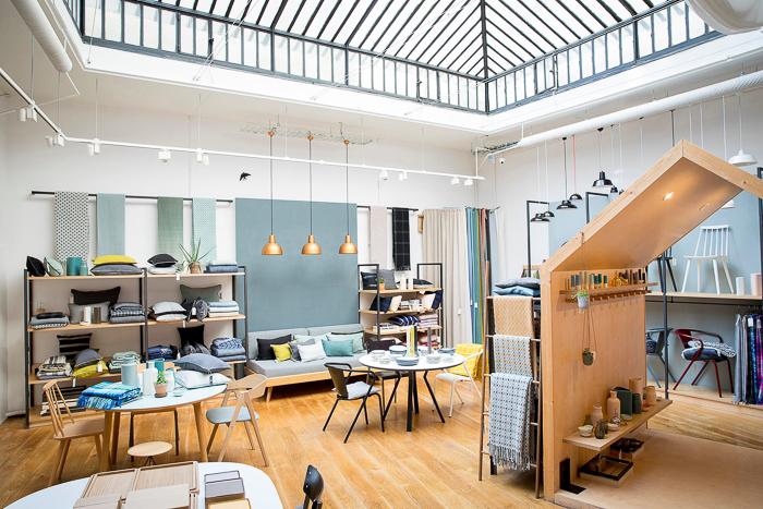 Concept-store La Trésorerie à Paris