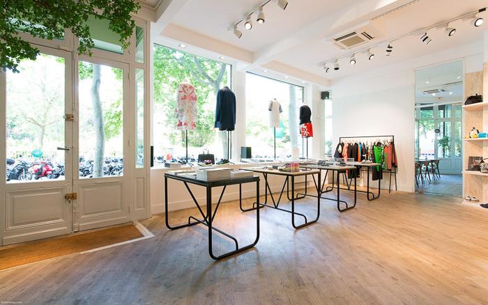 Concept-store The Broken Arm à Paris