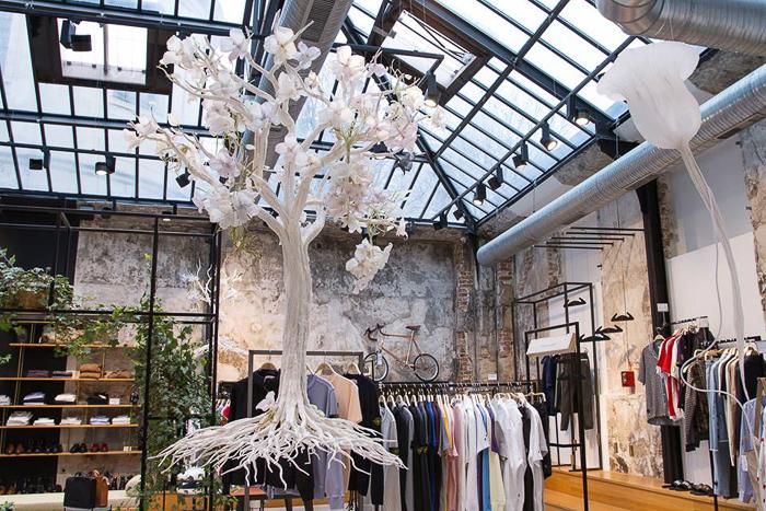 Concept-store Archive 18-20 à Paris