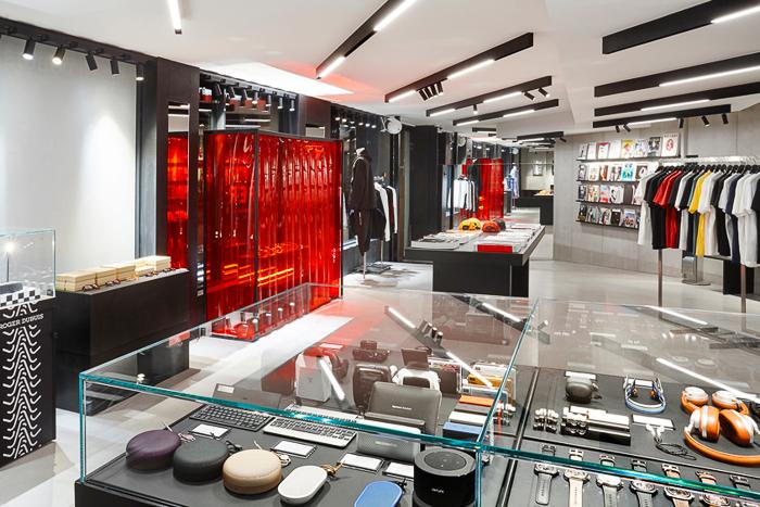 Concept-store Nous rue Cambron à Paris