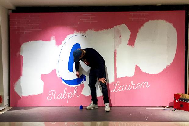 Ceizer pour Ralph Lauren