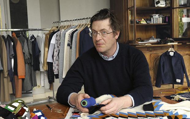 Photo de Alexandre Milan, président de la marque Le Mont St Michel