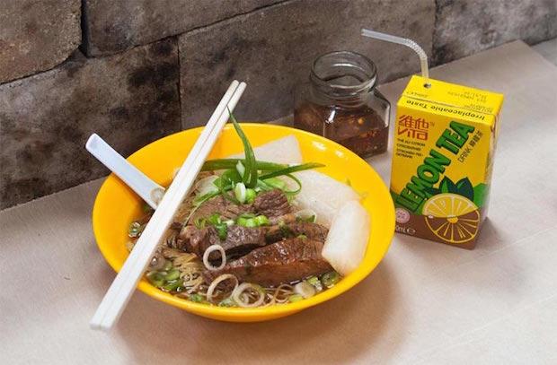 Bosslady noodle