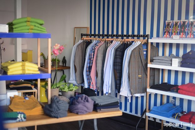 East Club and Appear Here launch a store in Thurloe Street