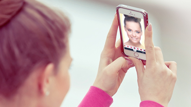Holition's new app 'Face'