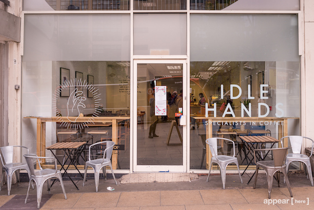Idle Hands Coffee Shop