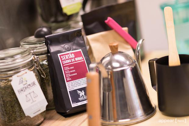 Idle Hands Coffee Shop