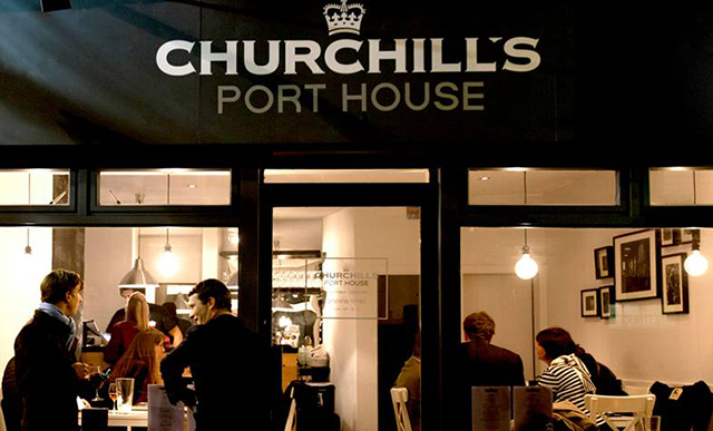 Churchill's Port House