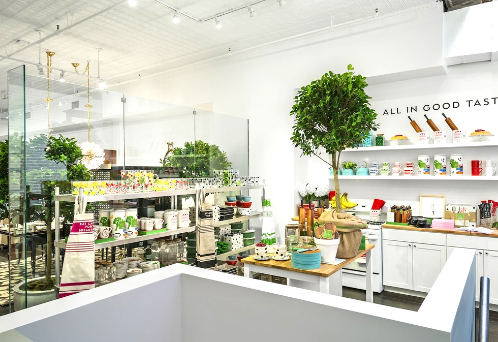 Kate Space, pop-up shop, soho