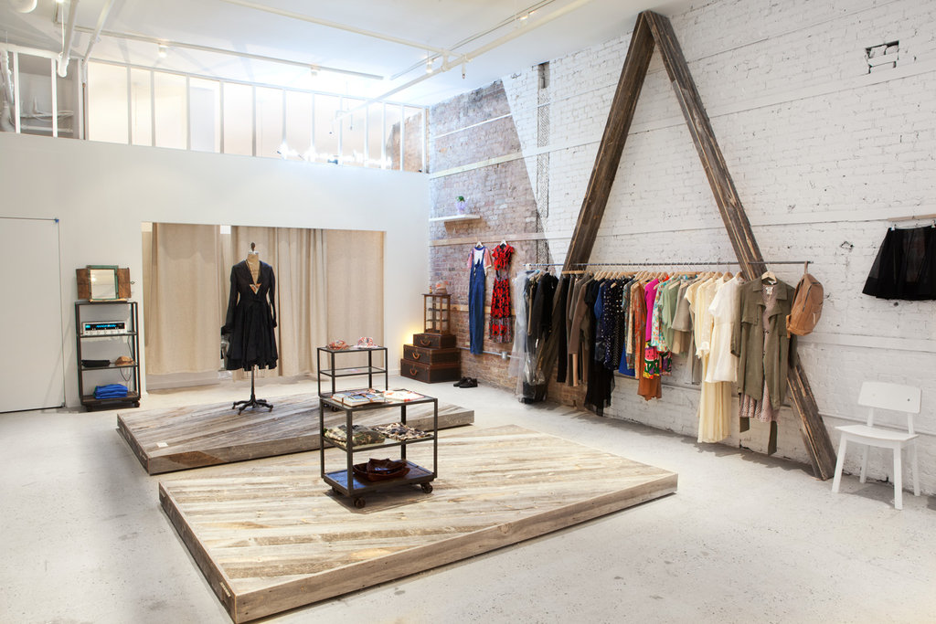 American Two Shot, Concept Store, New York