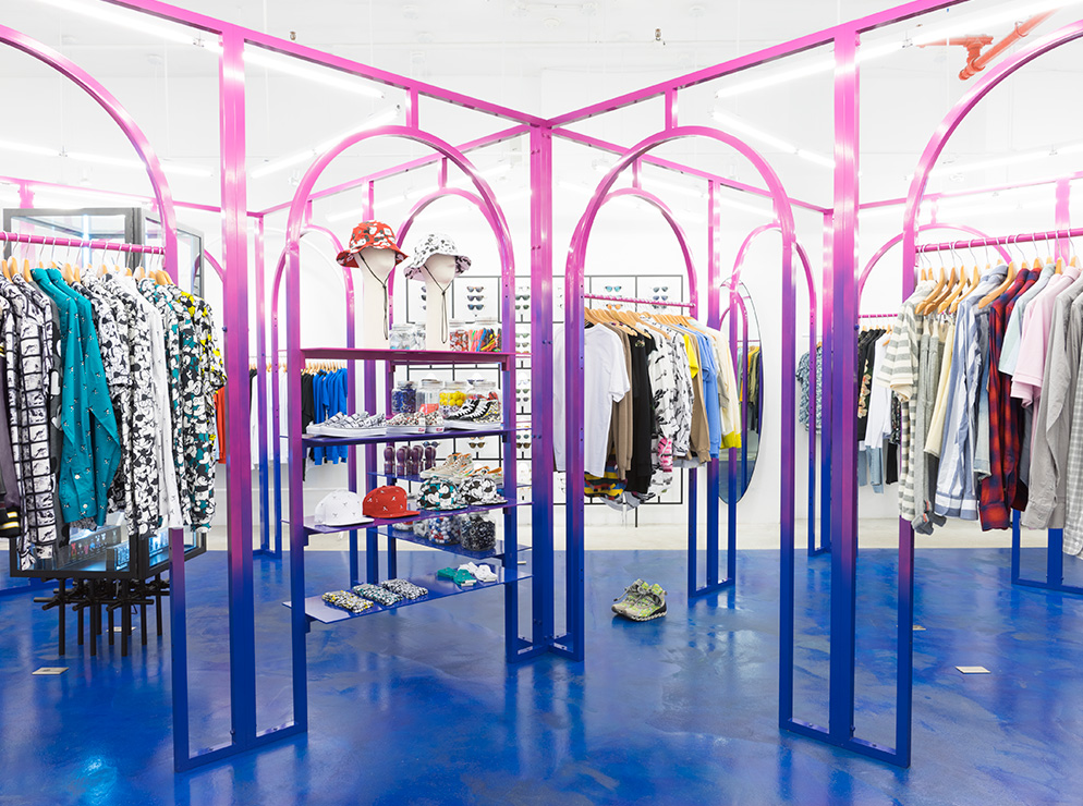 Opening Ceremony, Concept Store, New York