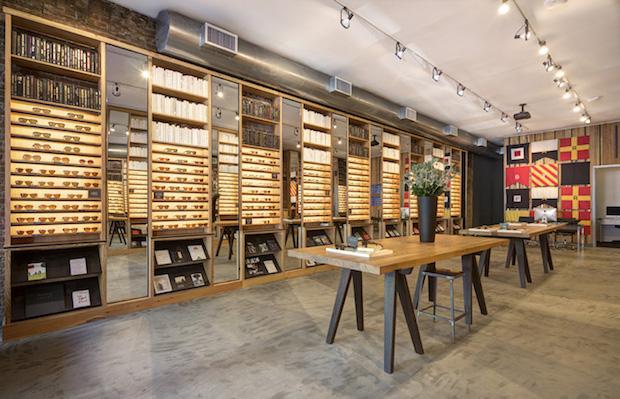 Warby Parker Online Offline Appear Here