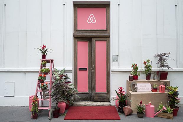La campagne Airbnb