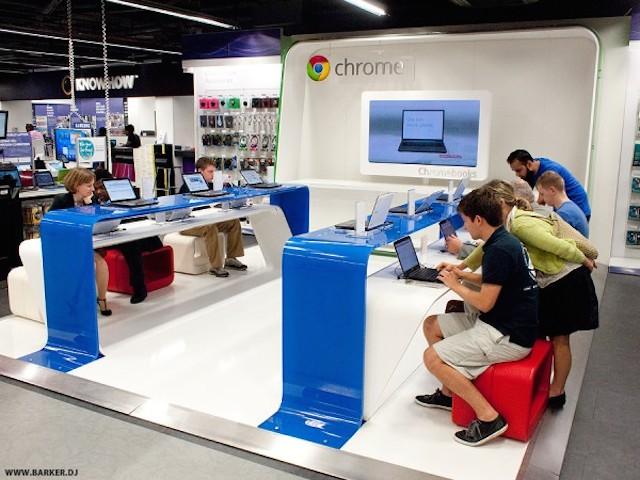 Le Google Store