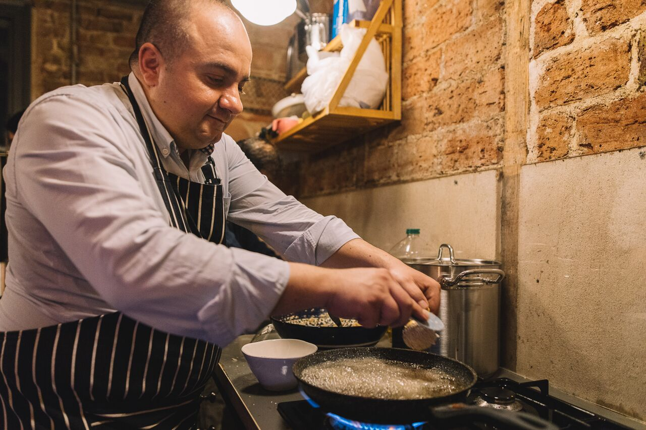 Imad's Syrian Kitchen