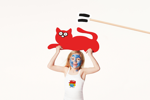 La collaboration Petit Bateau et Keith Haring