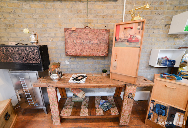 Appear Here and Reclectic launch a pop-up in Shoreditch