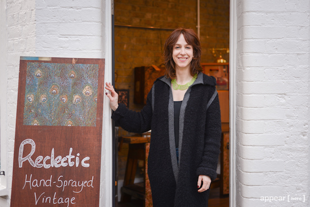 Reclectic store launches in Redchurch street