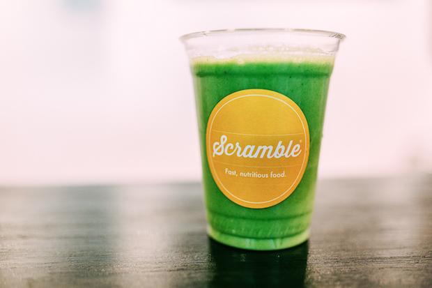 Scramble Cup