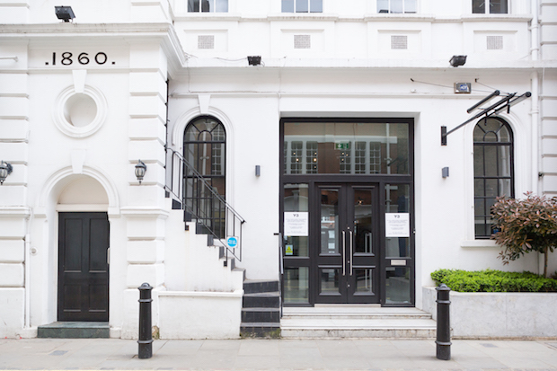 Covent Garden Pop Up Shop