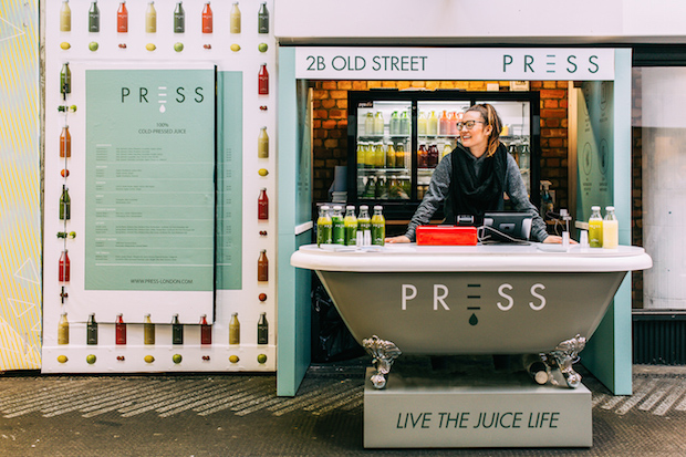 Press Juice