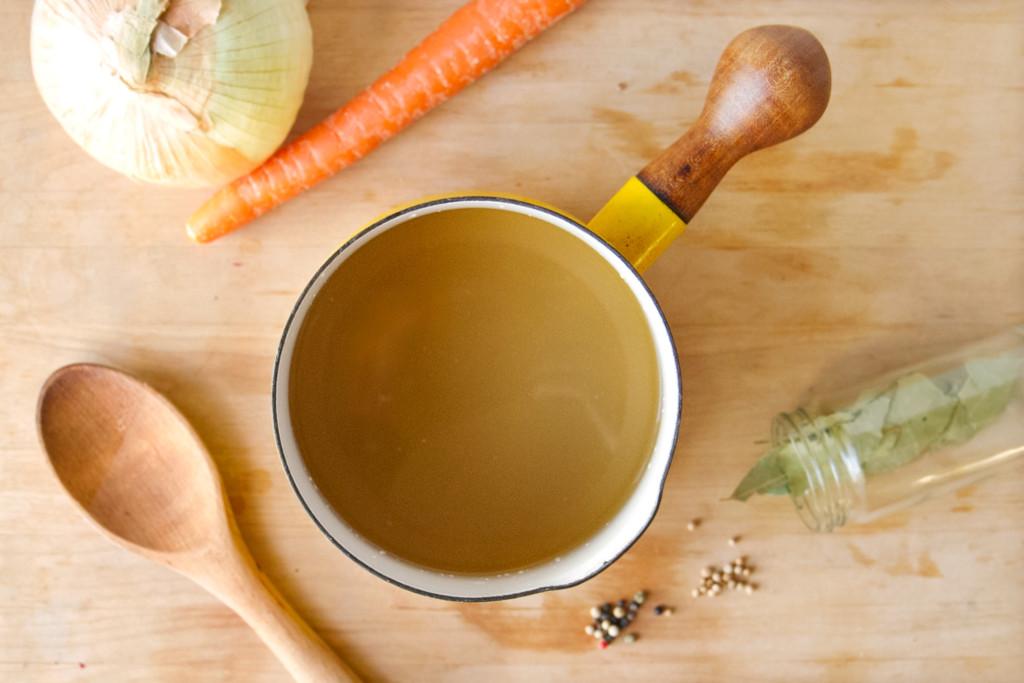 bone tea broth