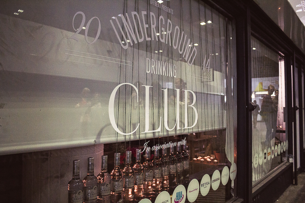Underground Drinking Club