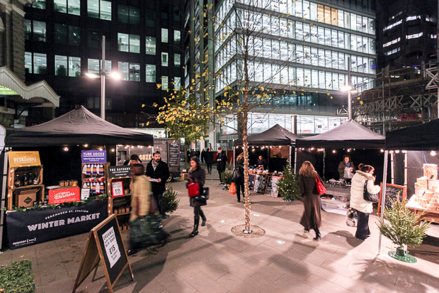 Fenchurch Winter Market