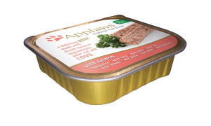 Cat Pâté with Fresh Natural Ingredients