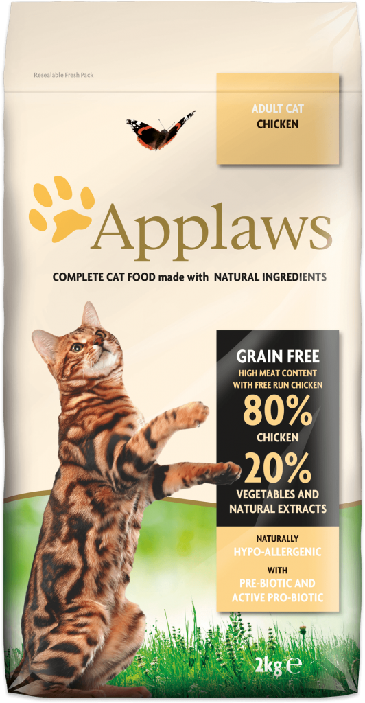 Best Complete Cat Food Uk