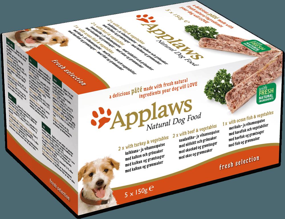 Applaws Dry Dog Food Ingredients