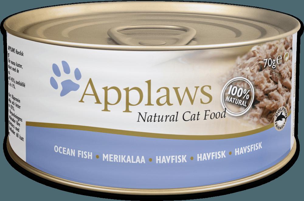 Ocean Fish Applaws