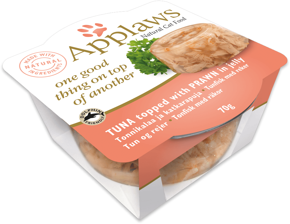 Tuna With Prawn In Jelly Applaws