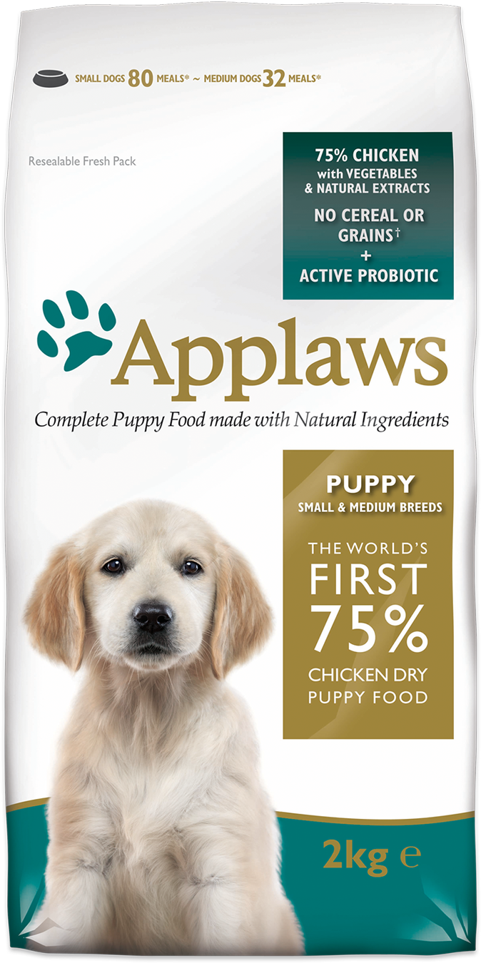 Puppy - Foods For The Best Start In Life