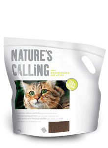 Nature's Calling - 100% Cat Litter