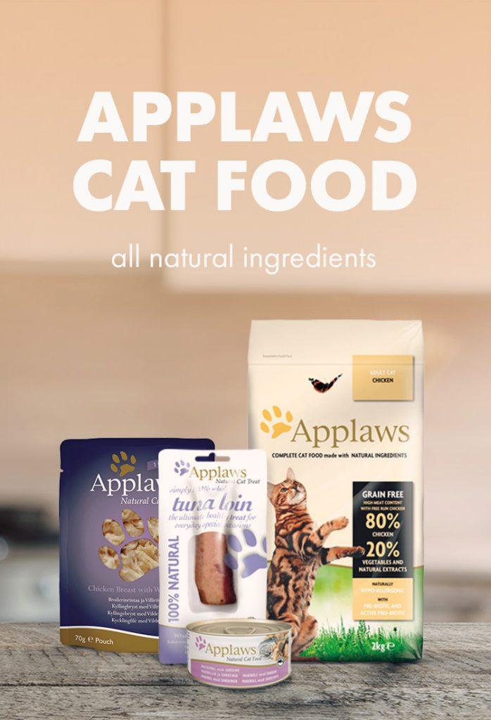Cat Categories - Applaws